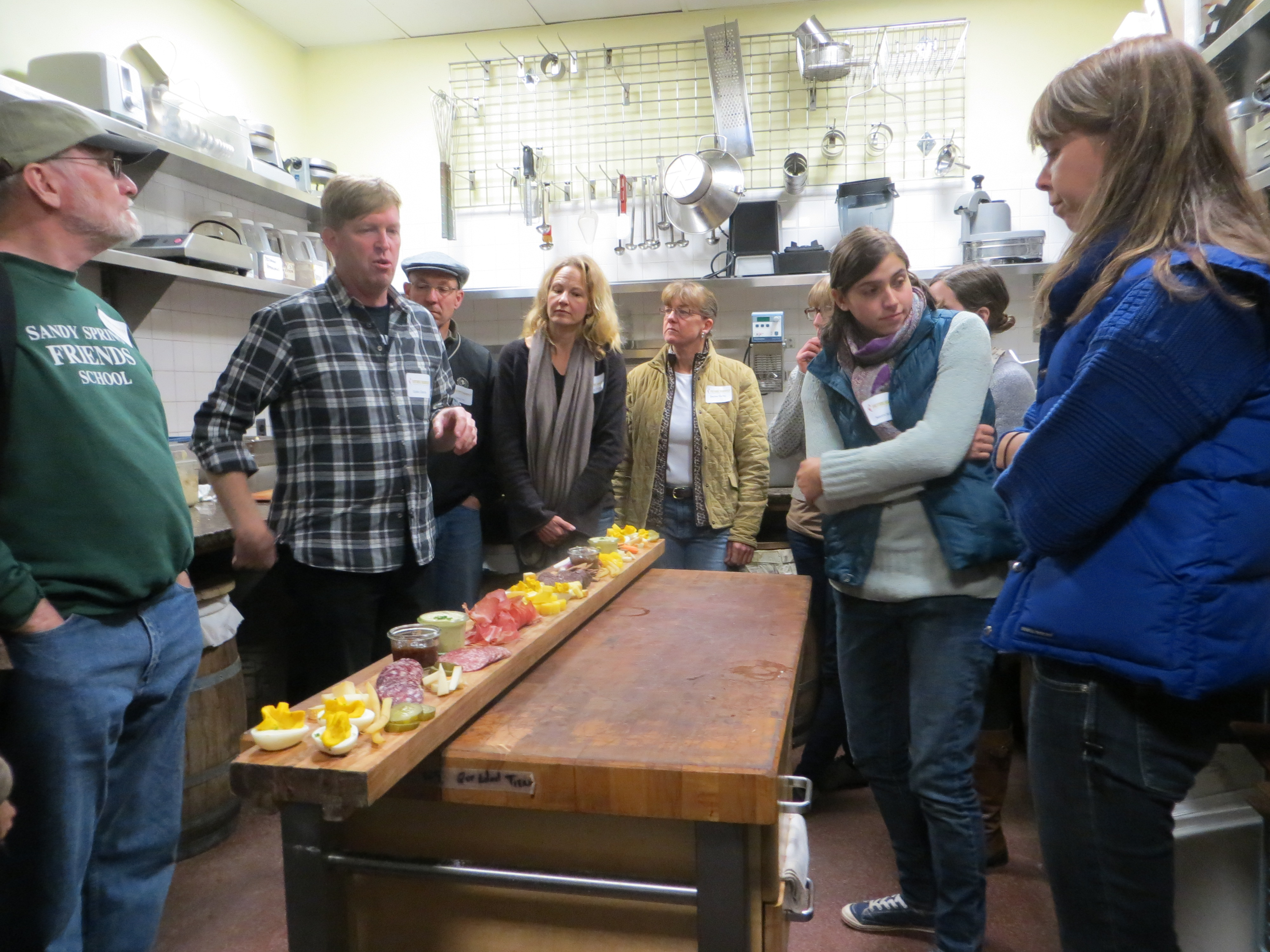 A Locavore In Baltimore - Woodberry Kitchen and Future Harvest ...