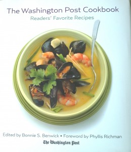 Washington Post Cookbook Cover