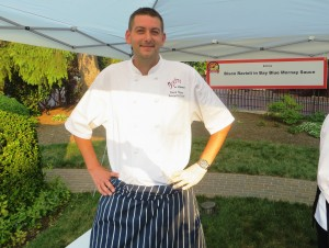 Chef David Hayes of Bison Ravioli