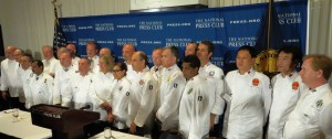 Group Shot of Chefs