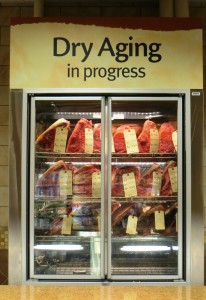 Pricey Meat Dry Aging