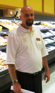 Store Manager Phil