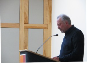 John Sedlar Gives The Closing Keynote