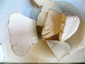 Sliced - Beautifully White Inside
