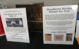 Volt Envy Again - And Woodberry Kitchen Too!