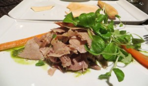 Veal Tongue