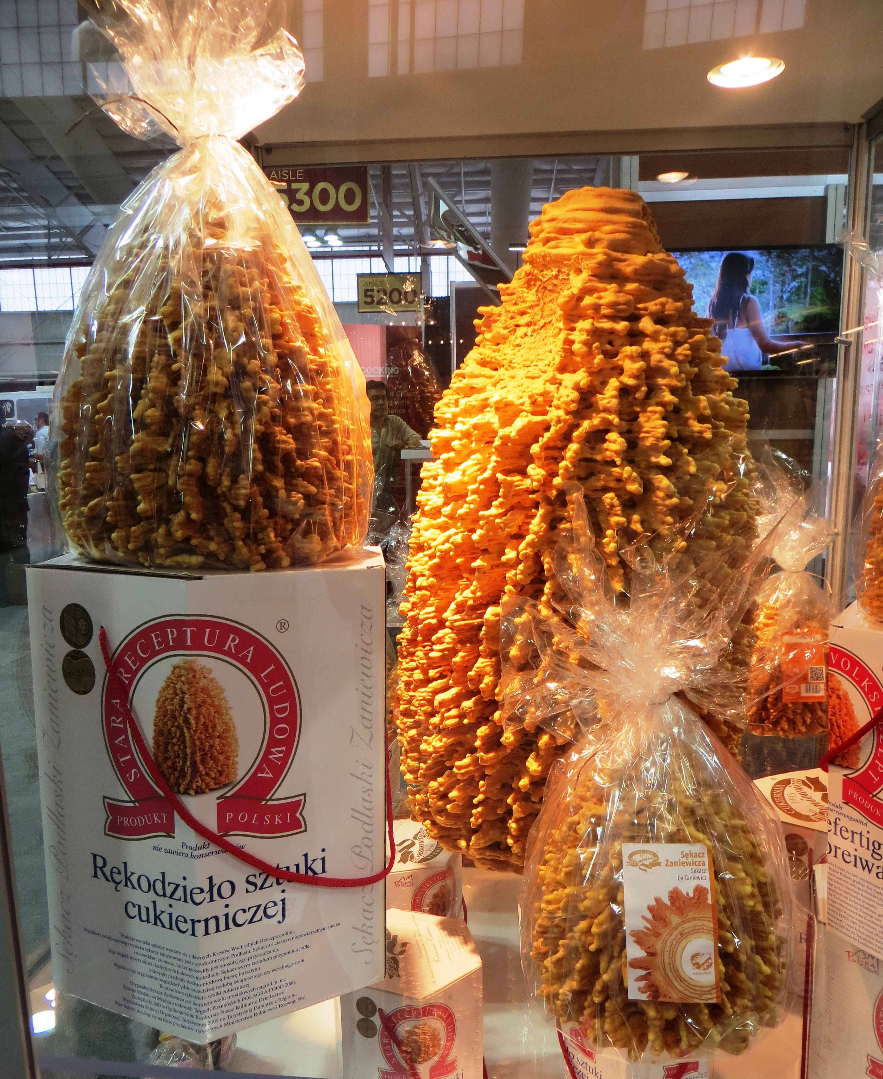 Polish Cake: Up To New York City: The 2013 Fancy Food Show, Part 1: The