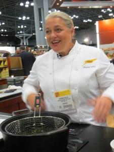 Virginia Willis Cooks