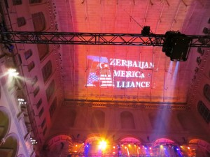 The Projection From Inside