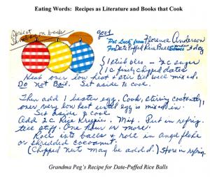 Grandma Pegs Recipe