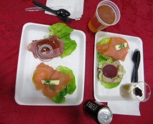 Our Danish Lunch