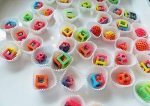 Sugar Not-Cubes