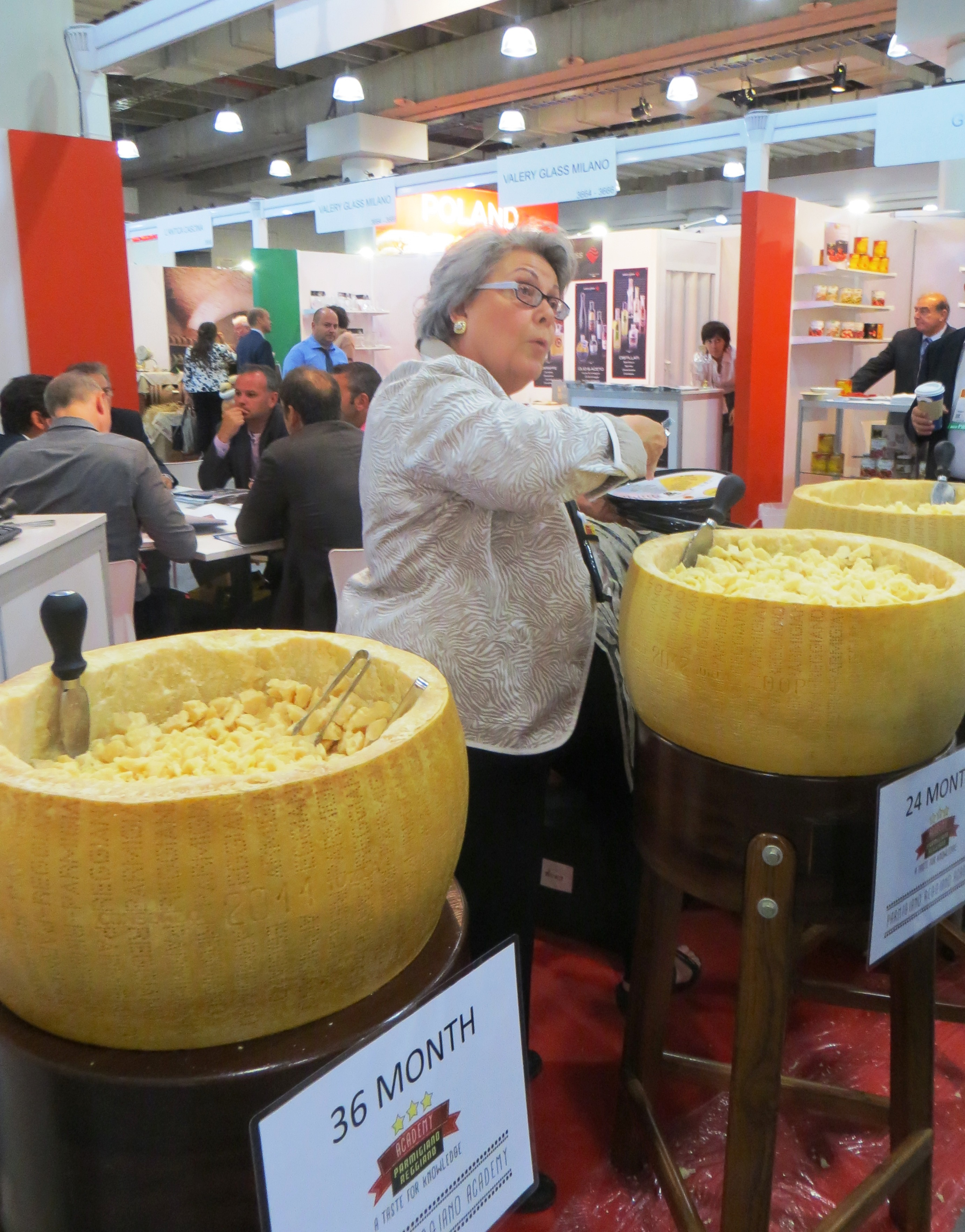 Back Up to New York City The 2014 Fancy Food Show Part 2 Events