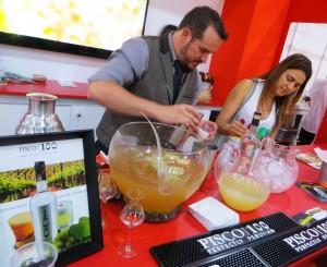 In Peru, One Drinks Pisco