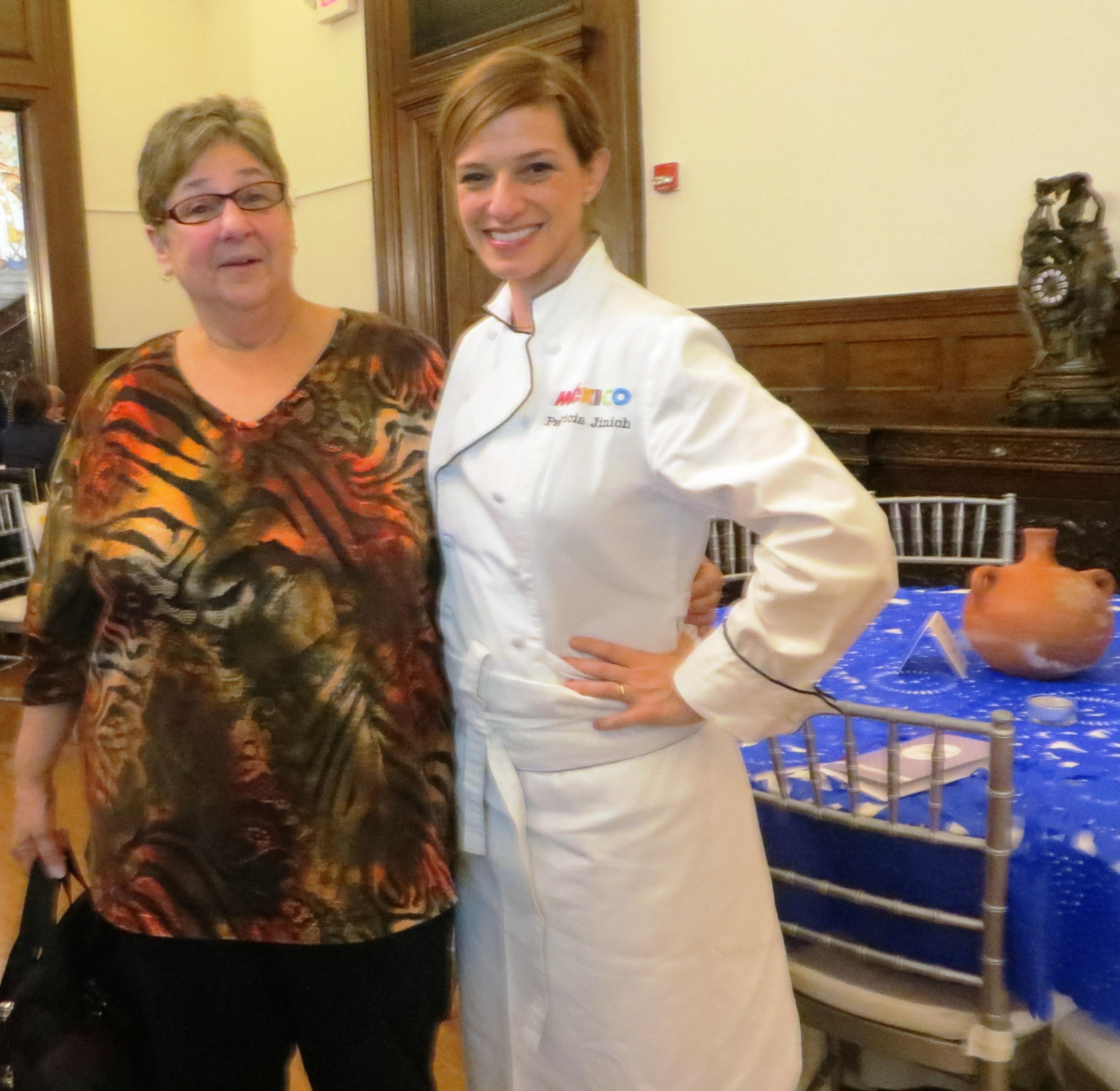 Pati Jinich's Culinary Program At The MCI