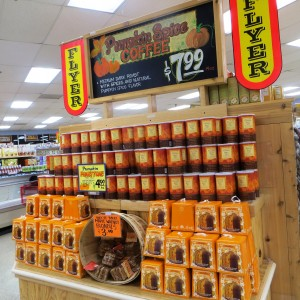 Pumpkin Spice Coffee - And Did I Forget To Mention The Pumpkin Panettone?