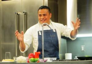 Chef Naftali Duran