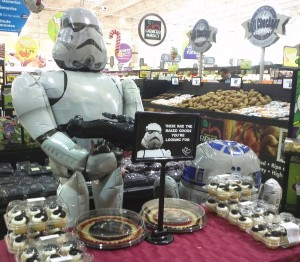 Cookies and Cupcakes and Stormtrooper, Oh, My!