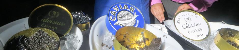 Caviar Closeup