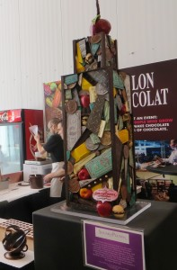 More Chocolate As Art