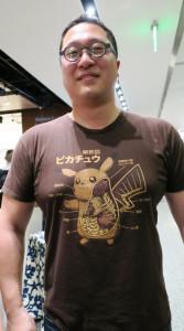 Pikachu's Guts