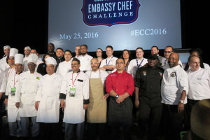 Chefs and Judges
