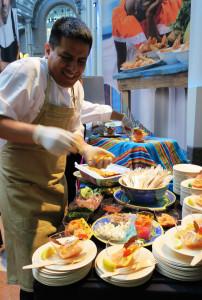 Ecuador's Shrimp Ceviche Had My Vote