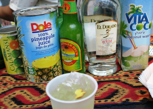 Philippines Drink Display