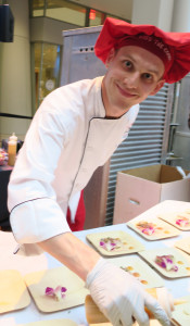 I remembered Chef Andrzej Bielach from 2014