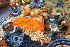 The Uzbekistan Table Was A Work Of Art