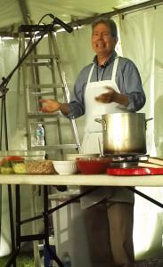 Chef John Cooks In Gaithersburg