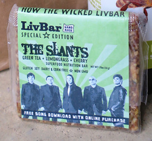 The Slants Are Crunchy
