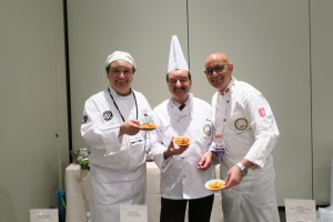 A Trio of Tunisian Chefs