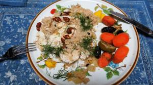 Couscous Sans le Sarde
