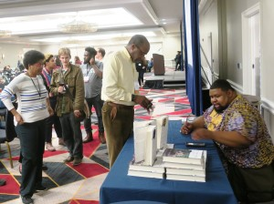 Michael Twitty Signs Books