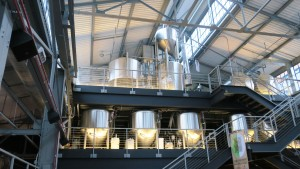 Brewing Tanks for Atmosphere